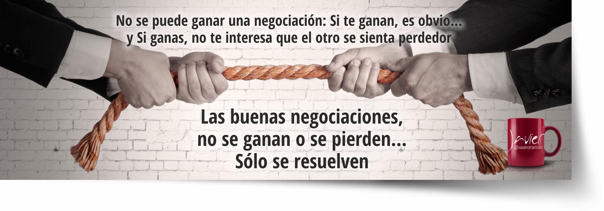 buenas negociaciones